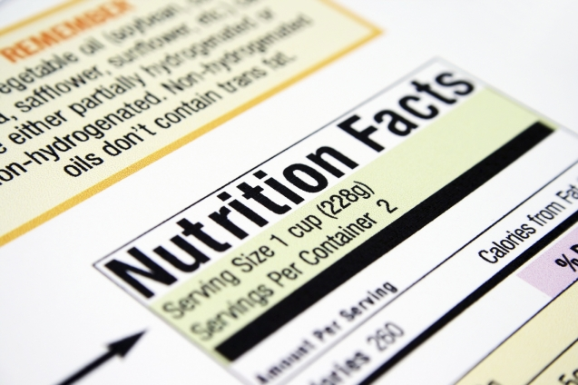Reading Food Labels 101