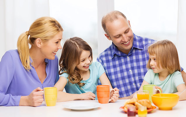 Healthy Family Living Program