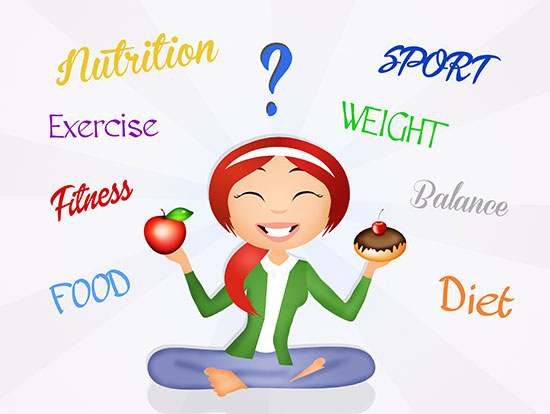 Why Weight Loss is more than Counting Calories – Part 1: Hormones Play a Role
