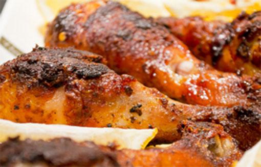 Spicy Chicken Legs