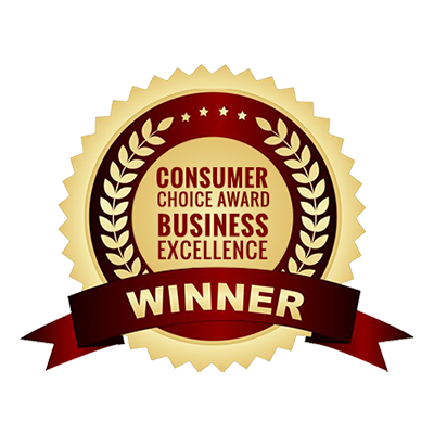 Consumer Choice Award in Business Excelence